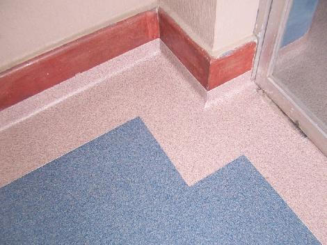 Pisos de cuarzo ceramizado antiderrapante o planchado for Pisos decorativos para interiores